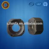 Vigilanza lavorante personalizzata della parte posteriore della cassa di acciaio inossidabile della cassa per orologi di sport di CNC del fornitore della Cina