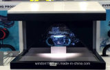 "32 "" 3D Hologram Display Showcase、Holographic Vitrine Projection"