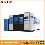 автомат для резки лазера волокна стали углерода вырезывания Machine/18mm лазера волокна 2000W Ipg