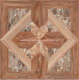 Деревянная бумага зерна декоративной бумаги для пола