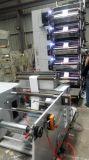Flexographische Drucken-Maschinen-selbstklebende Kennsatz Rollto Rolle