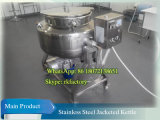 Electric Heating Jacket를 가진 100L Tilting Jacketed Kettle