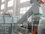 El reciclaje de botellas de HDPE y lavadora