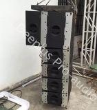 Mini línea portable altavoz del altavoz del PA del arsenal para la iglesia y la etapa
