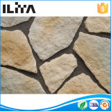 La piedra embaldosa la piedra artificial de la decoración de la pared para el chalet (YLD-93005)