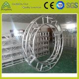 Алюминиевая квадратная ферменная конструкция круга этапа свадебного банкета