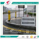 Grelhas da água de chuva da estrada principal de FRP