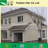 Scheda prefabbricata leggera della parete laterale del cemento della fibra