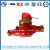 Mètre d'eau de transfert d'impulsion pour l'eau chaude (Dn15-25mm)