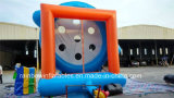 PeopleのためのSell熱いGiant Inflatable FootballのサイトInflatable Football Shoot Door