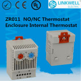Termostato bimetallico di temperatura del montaggio della guida di BACCANO del pannello di controllo (KTO011 KTS011)