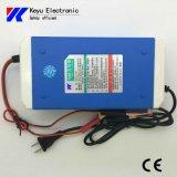 Caricatore intelligente (interruttore libero fra 12V e 24V)