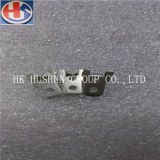 Elevada precisão feito-à-medida terminal de bronze usado para o interruptor de balancim (HS-RS-004)