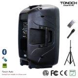 RoHS prüfte 15 Zoll PlastikBluetooth Lautsprecher-für Modell Ey15ub
