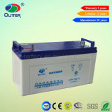 Maintenance Free 12V 100ah Gel Battery with TUV TLC Certificate (LCPC100-12)
