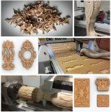 Máquina del ranurador del CNC de China para el mármol, madera, MDF