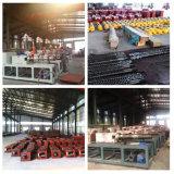 Wärmeübertragung-Drucken PVC-Marmorpanel-Extruder-Maschinerie