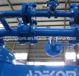 Essiccatore a ricupero Heated di disidratazione del gas naturale del diseccante CNG