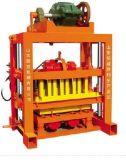 Kleiner konkreter Vollziegel, der Maschine/Höhlung die Herstellung der Maschine blocken lässt