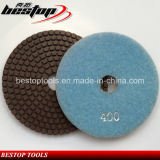 Cobre Bond Diamond Wet Flexible Polishing Pad