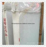 中国白の大理石の平板
