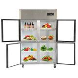 [870ل] أربعة يضاعف أبواب درجة حرارة مباشرة يبرّد مطبخ برادة