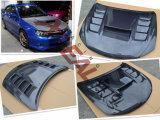 Fibre de carbone emballant des pièces pour le legs Forseter Brz Xv de Subaru Impreza Wrx