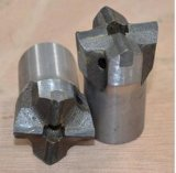 Hard Stone Rock Drilling Taper Cross Bit avec taille 35mm-76mm