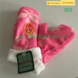 Fábrica profesional de los niños de los guantes del Knit barato encantador de la alta calidad