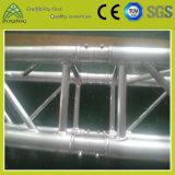 Серебристая алюминиевая ферменная конструкция Spigot для представления этапа