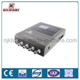 Panneau de contrôle multi de détecteur de gaz de l'écran LCD Co de voie