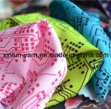 Badebekleidungs-buntes Druck-Gewebe mit niedrigem Preis