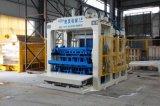 Máquina de fatura de tijolo do bloco do bloqueio