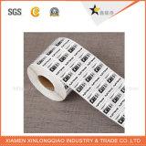 Haute qualité Facory Price Custom Printing Vinyl Roll Label Sticker