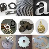 Metallo che elabora le tagliatrici del laser della fibra di CNC del macchinario