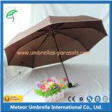 Mini impressão super de dobramento do logotipo do guarda-chuva 3 para propagandas