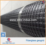 Glassfiber Geogrid стеклоткани 100kn/M 50kn/M