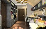 Meubles respectueux de l'environnement de garde de meubles de chambre à coucher d'enfants pour la pièce d'étude (zj-007)