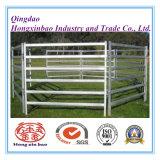 Легк собранный тип гальванизированные лошадь n трубы/загородка фермы панели ярда скотин/овец/коровы