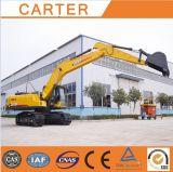 Löffelbagger-Hochleistungsgleisketten-Löffelbagger-Exkavator Carter-CT220-8c
