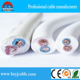 2X1.5mm, 3X1.5mm PVC Double Sheath Aluminum Conductor Electrical Copper Wire