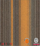 Het machine Doorgenaaide Tapijt van het Tapijt van pvc van het Tapijt van het Hotel Muur aan Muur