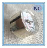 의학 압력 계기 25mm
