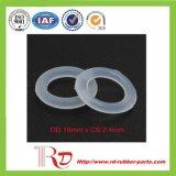 Qualitätssicherungs-Silikon-O-Ring mit Nahrungsmittelgrad