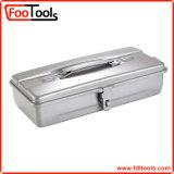 überzogener Metallwerkzeugkasten des Puder-13-Inch (314301)
