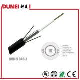 24 câbles de fibre optique de bande extérieure de Gydxtw de faisceaux pour le réseau