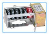 Счетчик цифрового метра 6 чисел с хорошим магнитным предохранением для метра электричества
