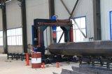 Tipo máquina de endireitamento hidráulica do pórtico para a eletricidade Pólo, torre