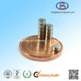希土類N52ネオジムD13X2mmディスク磁石