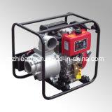 4 인치 디젤 엔진 수도 펌프 전기 시작 (DP40E)